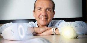 Alain Molinié, P-dg d'AwoX