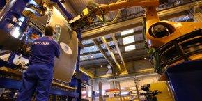 D'une surface de 4 400 m2, l'usine fabriquera le harnais principal de la radio navigation du Falcon 2000.
