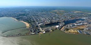 Les six projets du programme « Eaux et paysages » lancé par le Pôle métropolitain Nantes-Saint-Nazaire visent à replanifier les surfaces d'un territoire de 1.872 km² (5 intercommunalités, 61 communes) et 840.000 habitants où sont attendus 150.000 habitants supplémentaires à l'horizon 2030.