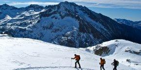 Massif montagneux d'Ariège