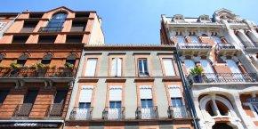 Toulouse observe une flambée des prix sur l'immobilier ancien en 2020.