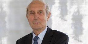 Jean-Louis Guigou, président de l'IPEMED.