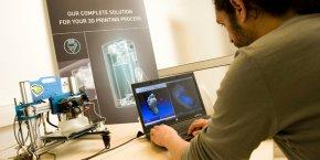 Eden 3D a créé une solution de façonnage numérique et impression 3D d'orthèses plantaires