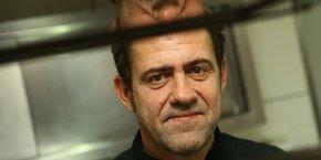 Le chef toulousain Michel Sarran est inquiet pour l'avenir de la profession.