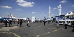 Back in 2015, the Paris Air Show brought 2 303 exhibitors