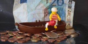 En matière d'investissement financiers, les Français ont encore un peu de mal à se jeter à l'eau.