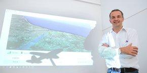 Alexandre Feray a fondé la société OpenAirlines.