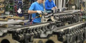 Le taux de croissance du chiffre d'affaires des PME poursuit une tendance de forte hausse entraînant celui de la valeur ajoutée dans une moindre mesure, indique la Banque de France.