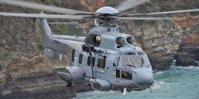L'hélicoptériste européen a réussi une belle année en vendant 54 Super Puma en 2017