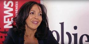 Annie Darmon, présidente de la DFCG Midi-Pyrénées