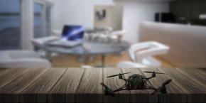Ces drones pénètrent réellement dans l'intimité des foyers et observent nos comportements.