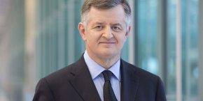 Augustin de Romanet, le PDG d'ADP