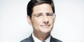 Nicolas Dufourcq, le directeur général de Bpifrance.
