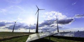 1000 GW d'éolien et de solaire étaient installés dans le monde au 30 juin 2018