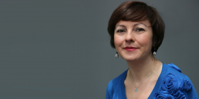 Carole Delga, présidente de la région LRMP.