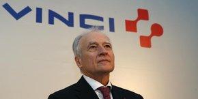 Xavier Huillard, le président-directeur général du groupe Vinci
