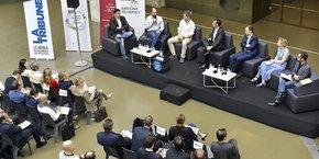 La première édition du Startupper à Bordeaux avait réuni plus de 300 personnes lors de la table ronde de lancement
