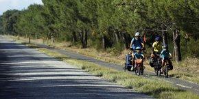 Entre 2007 et 2018, la part d'utilisation du vélo par les habitants de la métropole de Rennes a augmenté de 34%.
