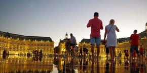 Bordeaux miroir d'eau