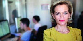 Emmanuelle Durand-Rodriguez, directrice de la rédaction de La Tribune Toulouse