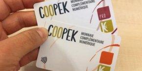 La monnaie Coopek avait été lancée à l'automne dernier.