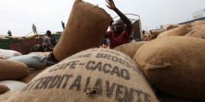 La Côte d'Ivoire et le Ghana assurent quelque 60% de la production mondiale de Cacao.