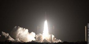 La nouvelle date du prochain lancement visée par Arianespace pour le vol VA236 (satellites brésilien SGDC et coréen Koreasat-7) est fixée dans la nuit du jeudi 4 mai (entre 22h31 et 01h19, heure Paris)
