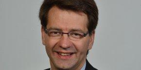 Patrice Vergriete,  maire de Dunkerque et président de la Communauté urbaine de Dunkerque