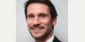 Steve Amat, président de la Compagnie Régionale des Commissaires aux Comptes de Montpellier.