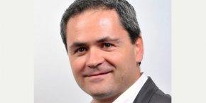 Samuel Hervé, président du Medef Montpellier Sète Centre Hérault