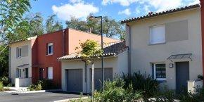 Une année record pour les logements sociaux en Occitanie (ici à Saint-Alban, en Haute-Garonne)