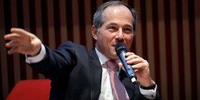 Frédéric Oudéa, directeur général de Société Générale, table sur un fort rebond de l'activité en 2021.