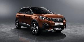 Le Peugeot 3008 s'est déjà vendu à 100.000 exemplaires, dont 84% en finition supérieure.