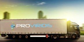 Pour structurer son offre, Proviridis baptise du nom de V-Gas son réseau de gaz naturel GNV, adressant ainsi le transport de marchandises. Celui qui concerne l'électrique sera nommé Zen, pour Zero Emission Network.