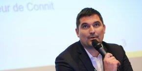 Stéphane Bozzarelli, président le cluster d'entreprises d'énergies renouvelables Cémater