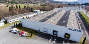 Actis va investir 3 M€ sur son usine de Limoux (11).