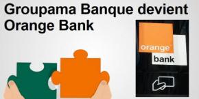 Le logo d'Orange Bank vient d'être dévoilé. Le contenu de l'offre de banque mobile, sa grille tarifaire et ses fonctionnalités, seront entièrement dévoilées ce jeudi lors du show Hello de l'opérateur dédié à l'innovation. (Crédits DR)