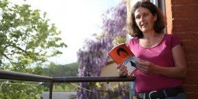 Catherine Sanson-Stern, animatrice de la commission Femmes et Médias de l'AJT-MP