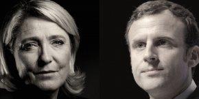 Emmanuel Macron arriverait en tête du premier tour devant Marine Le Pen, avec environ 24% et 22% des suffrages. Pour la première fois de la Ve république, le candidat de droite n'est pas présent au second tour. Mais les données vont évoluer dans la soirée jusqu'à minuit.
