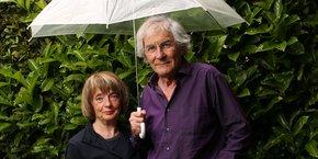 Les époux Monique et Michel Pinçon-Charlot.