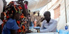 Deux tiers des décès dus à la malaria concernent les enfants de moins de 5 ans en Afrique.