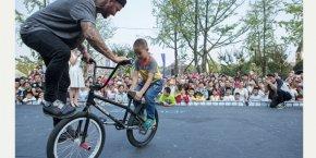 La FISE Academy dédiée au BMX Flat ouvrira à la rentrée, à Baillargues