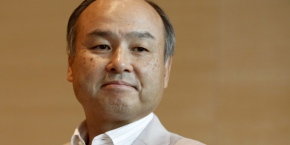 Masayoshi Son, le chef de file de Softbank.