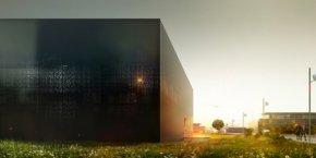 C'est le cabinet montpelliérain Philippe Rubio Architectes qui a dessiné le futur site d'Ubisoft Montpellier à Castelnau-le-Lez.