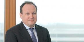 Ambroise Fayolle, vice-président de la Banque européenne d'investissement (BEI).