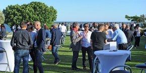 Plus de 500 participants ont répondu à l'invitation de La Mêlée et de Sud de France Développement