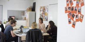 L'université Lyon 3 est l'une des seules en France à héberger, financer et accompagner un incubateur d'entreprises.