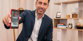 Pierre Charvet, fondateur et DG du groupe Studi