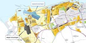 Dunkerque, projet agrandissement, Baltique, Atlantique, logistique, transport maritime, conteneurs, industrie, automobile, trafic marchandises, commerce international, Rotterdam, Anvers,