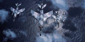 Conçus par Dassault Aviation pour la Marine nationale et mis en service en 1978, les derniers Super-Etendard (SEM) ont été retirés du service actif le 12 juillet 2016 sur la base aéronavale de Landivisiau.